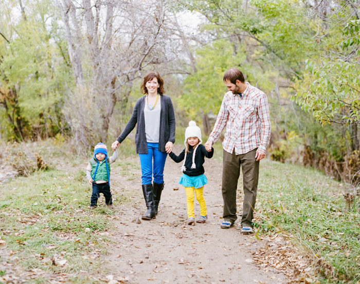 The Spruell Family | Fort Collins Family Portraits
