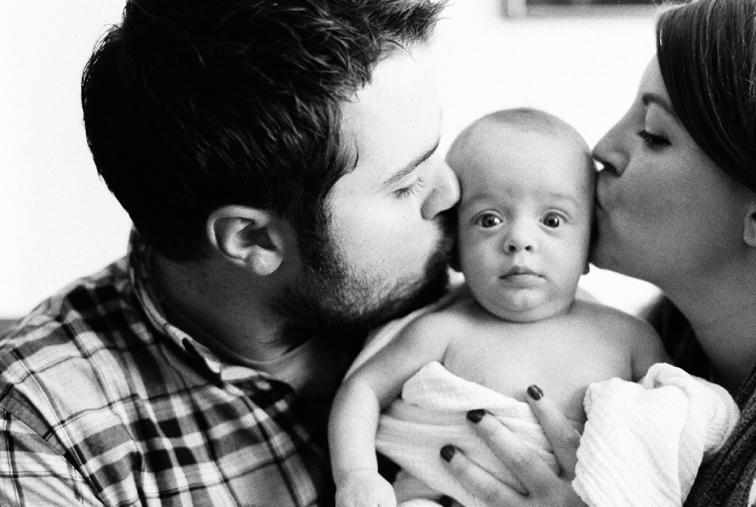 Fort Collins Photographer   Newborn Session