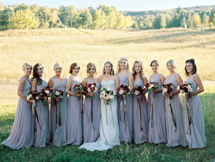 Ritz Carlton Bachelor Gulch Wedding Rose Quartz