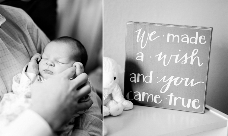 Fort Collins Family Photos: Newborn Baby
