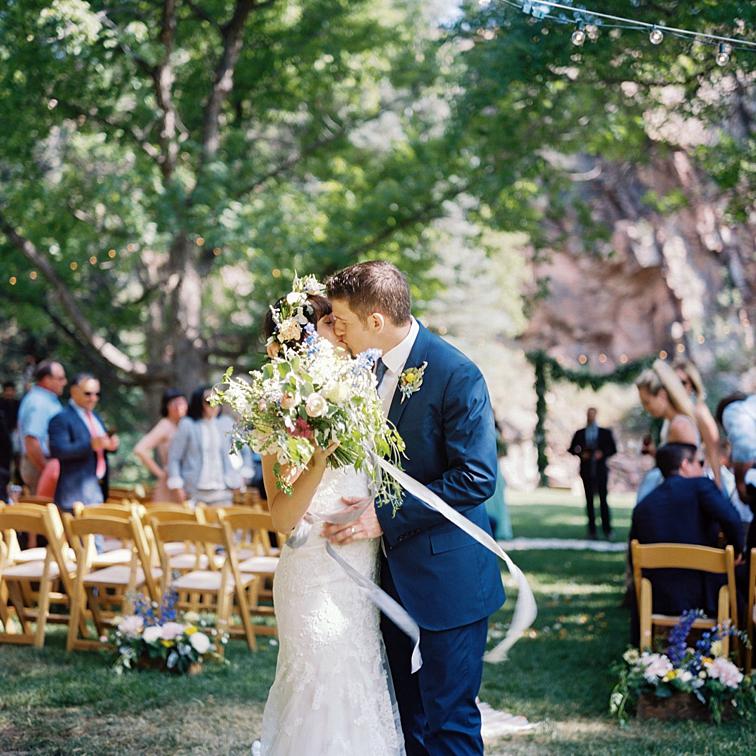 Summer Colorado Weddings
