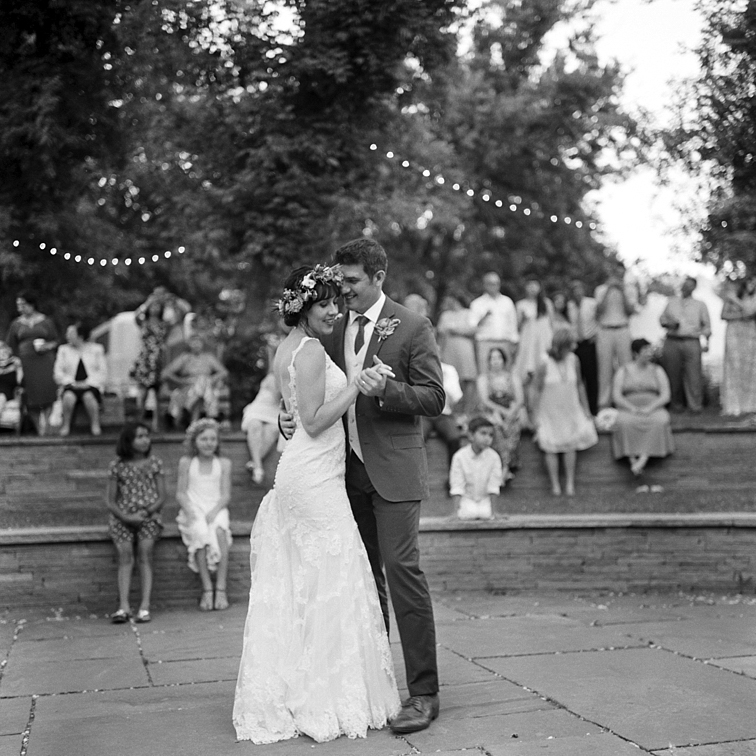 First Dance At River Bend