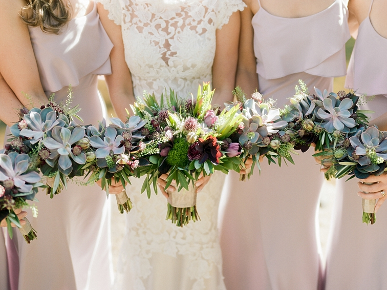 Bridal Bouquets, Piney River Ranch, Vail, Colorado