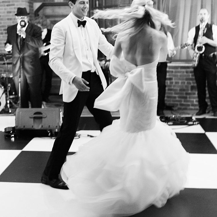 Denver Wedding Photographers, Couple Dancing at Reception