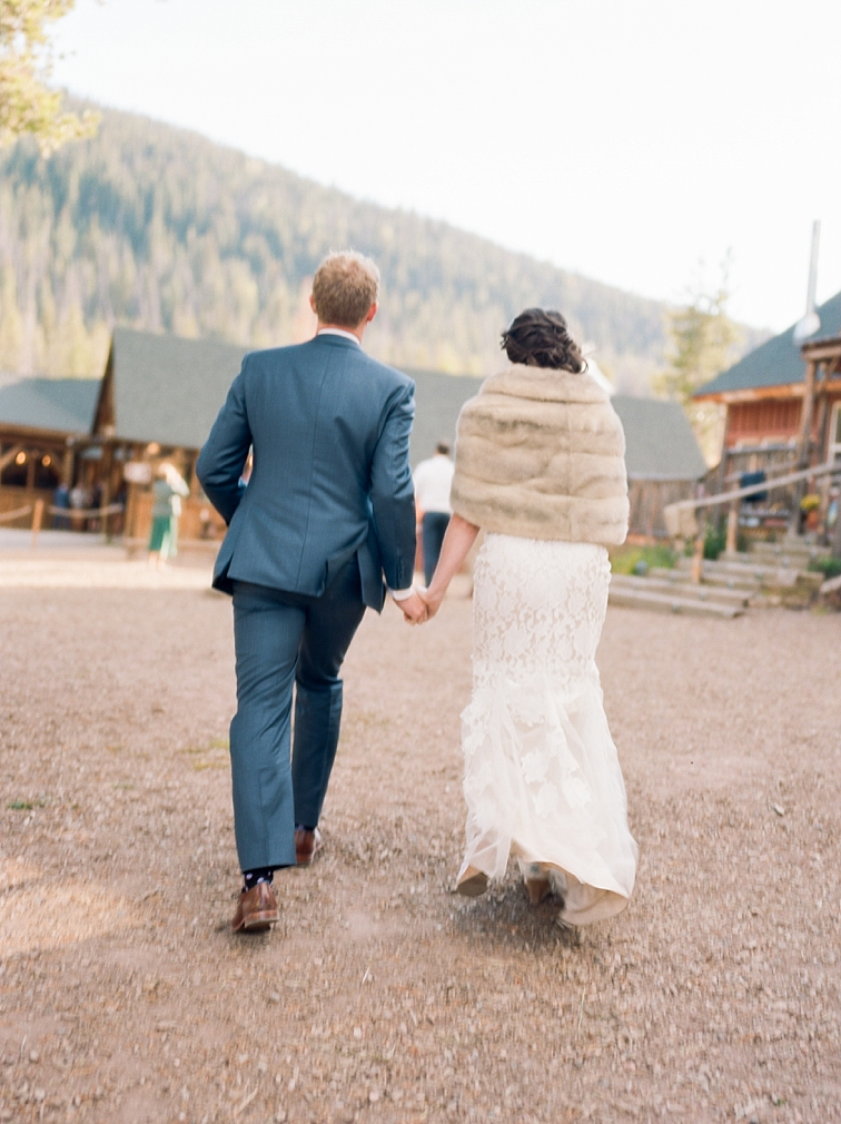 edding Photos Of Bride And Groom, Piney River Ranch, Colorado