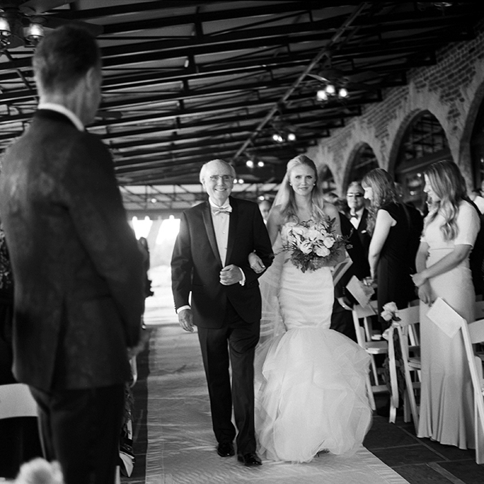 Father Walking Bride, Wedding Ceremony, Colorado Wedding Photos