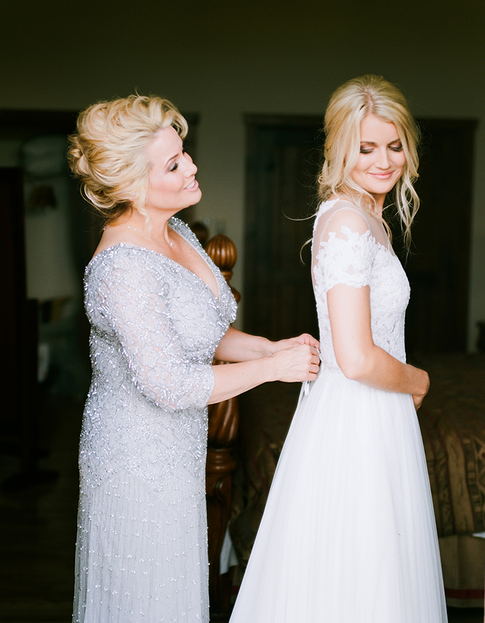 Getting Ready Moments Bride