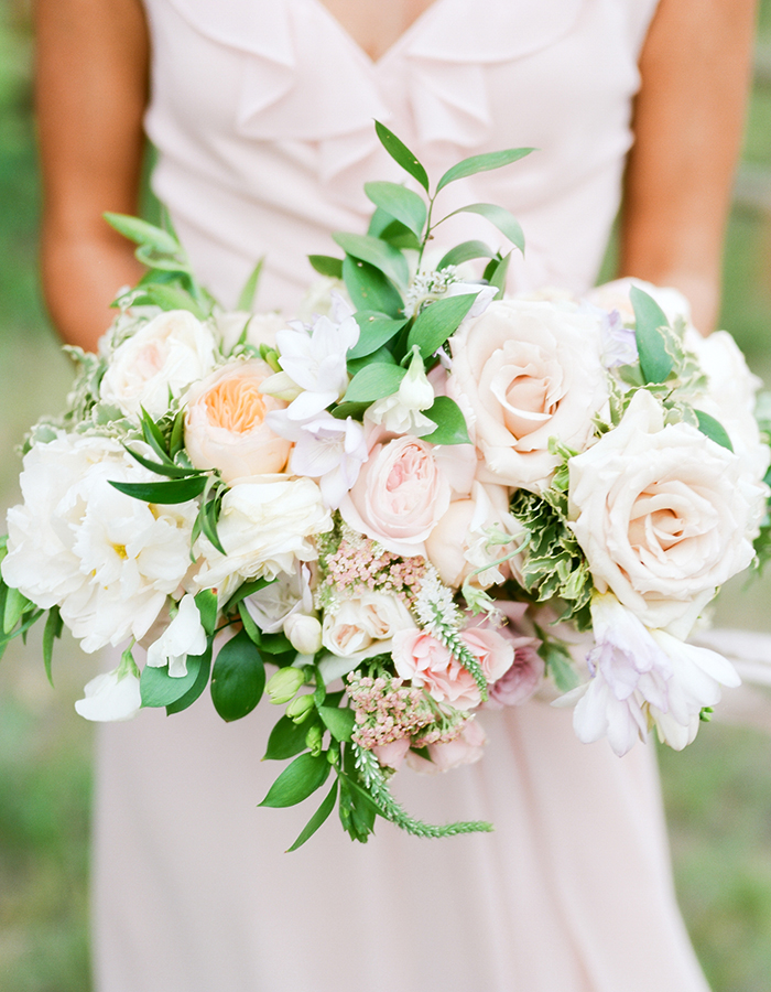 Summer Flower Bouquet, Estes Park Wedding