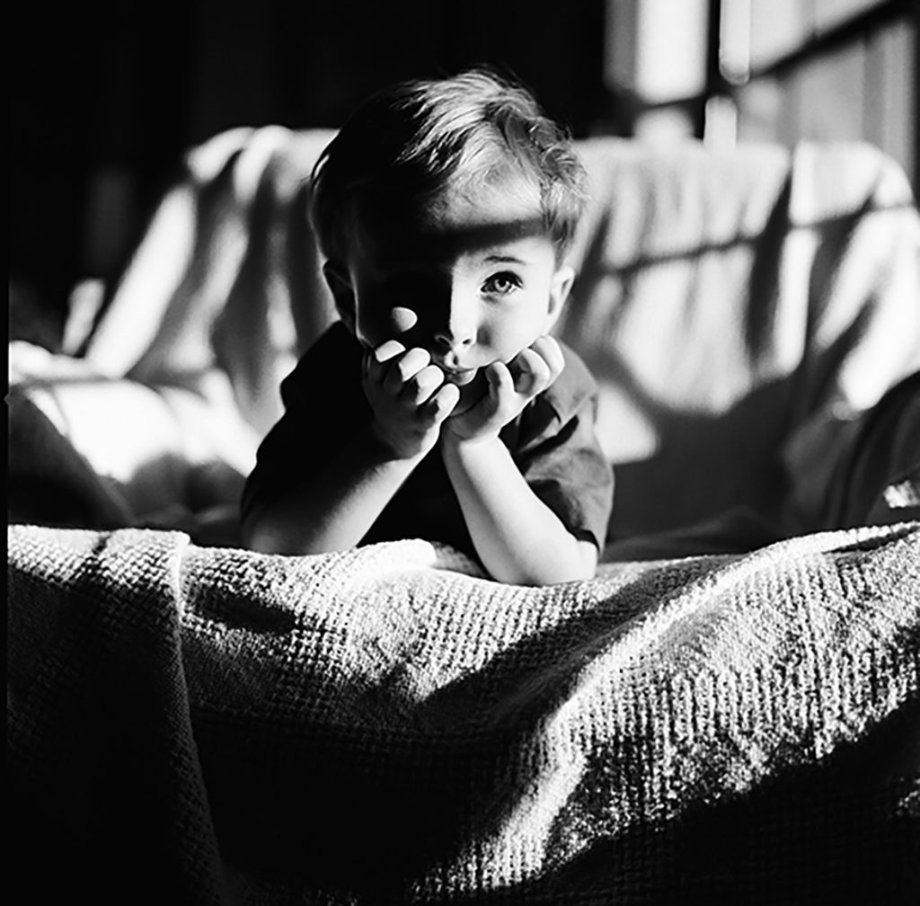 Fort Collins Colorado Portraits, Little Boy in Window Light, Family Photos, Fine Art