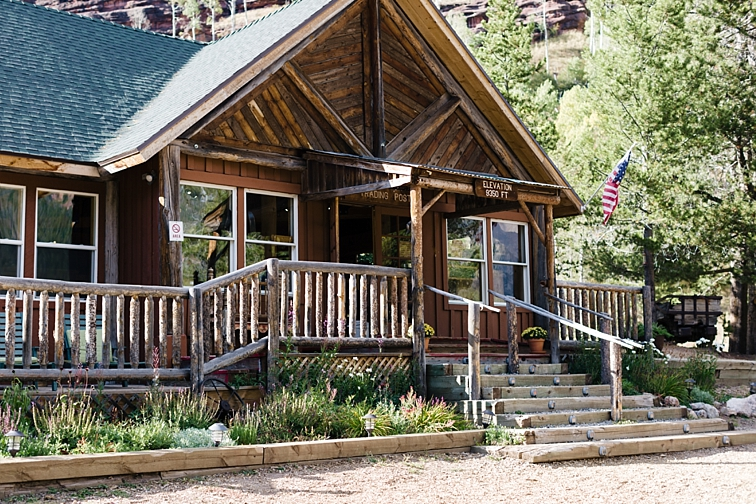 Rustic Lodging - Vail, Colorado, Mountain Wedding