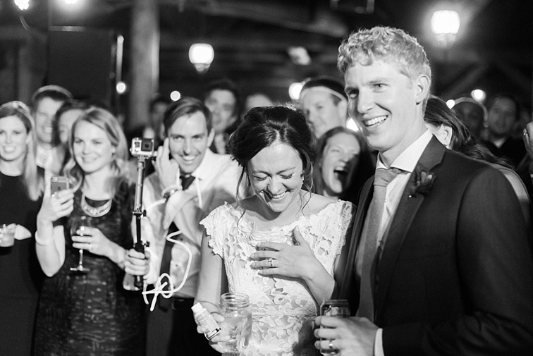 Toasting At Wedding, Vail, Colorado