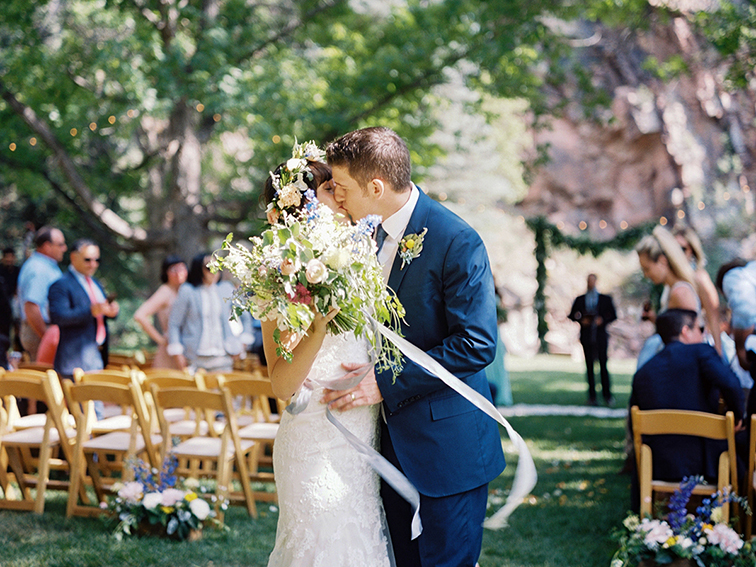 River Bend Farmette Wedding   Lyons Colorado