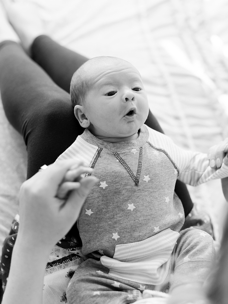 Baby Laughing, Fort Collins, Newborn Photographers