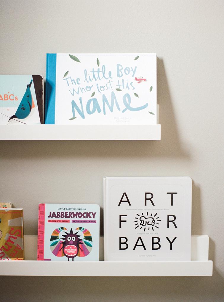 Nursery Details, Fort Collins, Baby Newborn Photographers