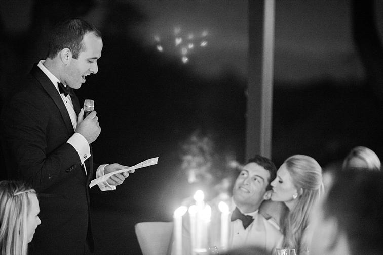 Best Man's Speech - Denver Wedding Photos, Cherry Hills Country Club