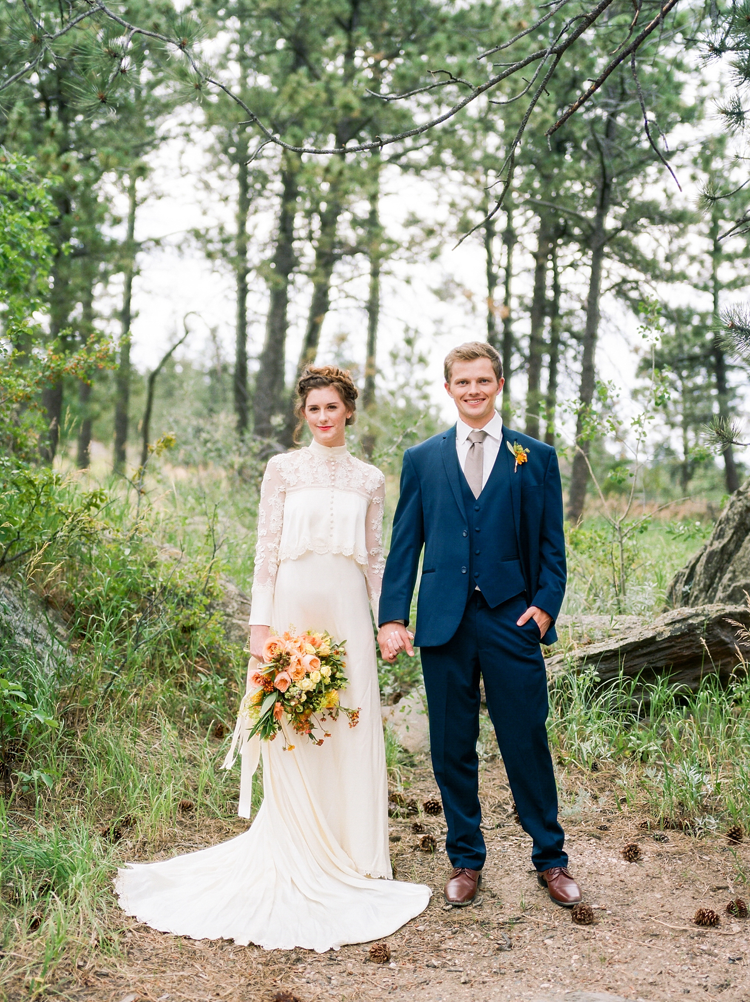 aee6906bd Rocky Mountain Bride Feature | Mountain Wedding Inspiration