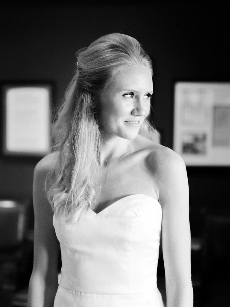 Bride Preparing for Wedding - Denver Wedding Photos, Cherry Hills Country Club