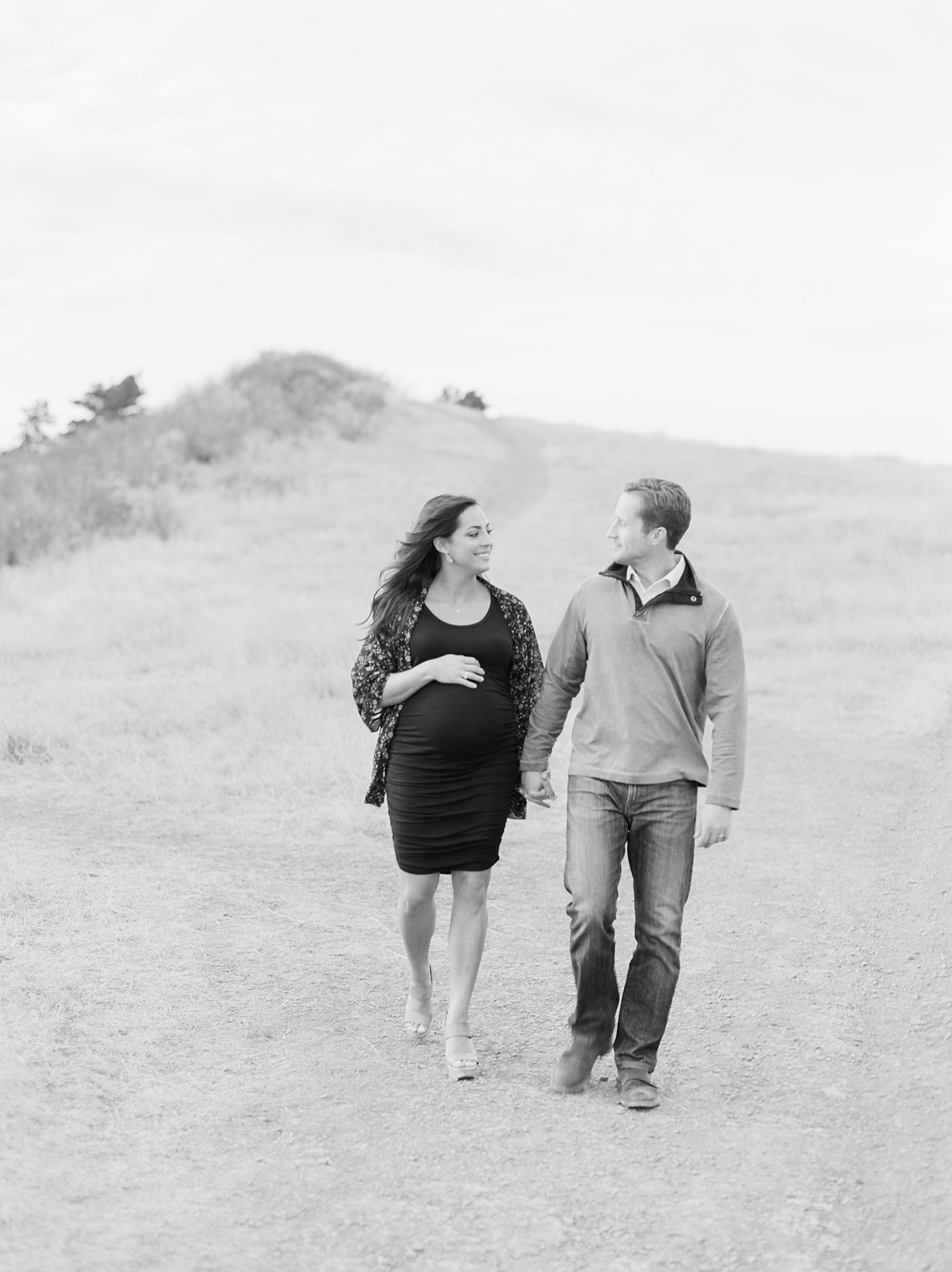 Hand and Hand Couple, Maternity Photos, Horsetooth Reservoir, Fort Collins Photographer