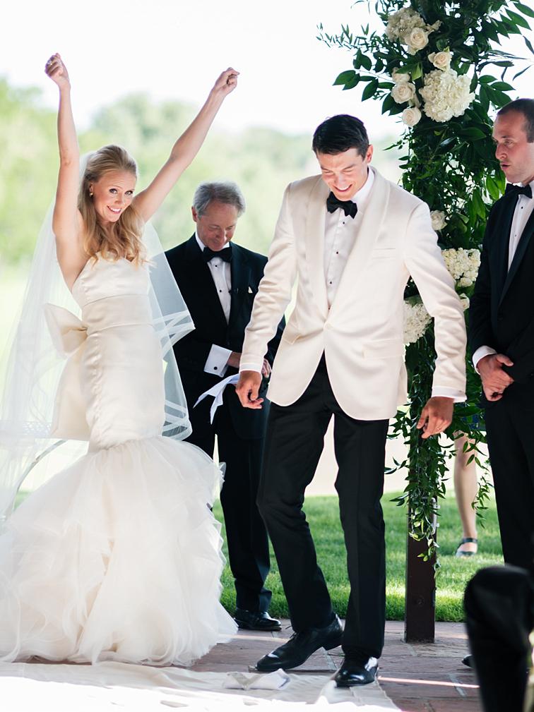 Happy Bride - Denver Wedding Photos, Cherry Hills Country Club