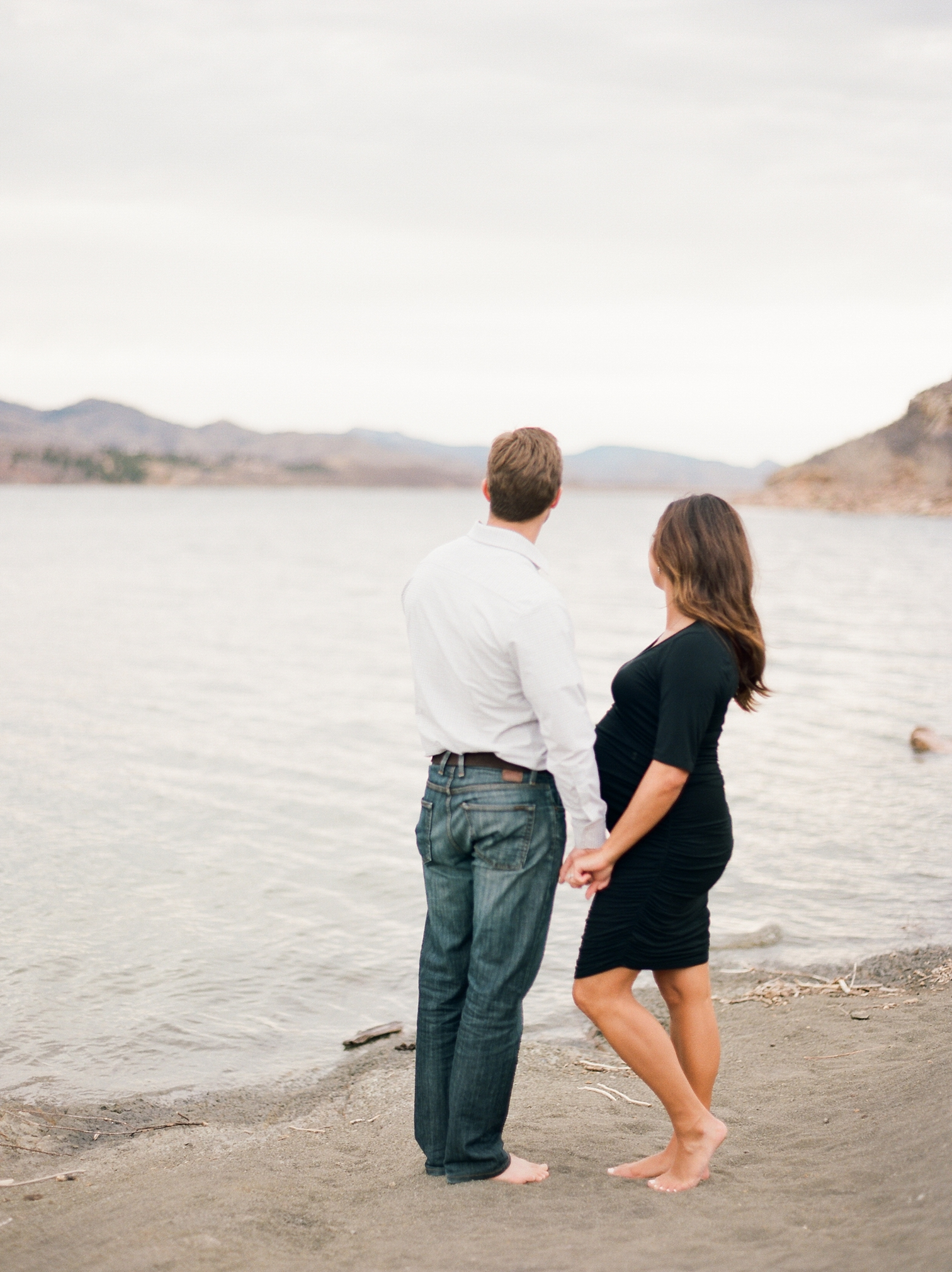 Portraits At Horsetooth Reservoir, Fort Collins Maternity Photographer