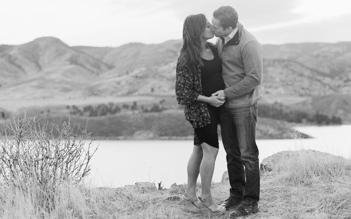 Sarah and Greg | Fort Collins Maternity Session