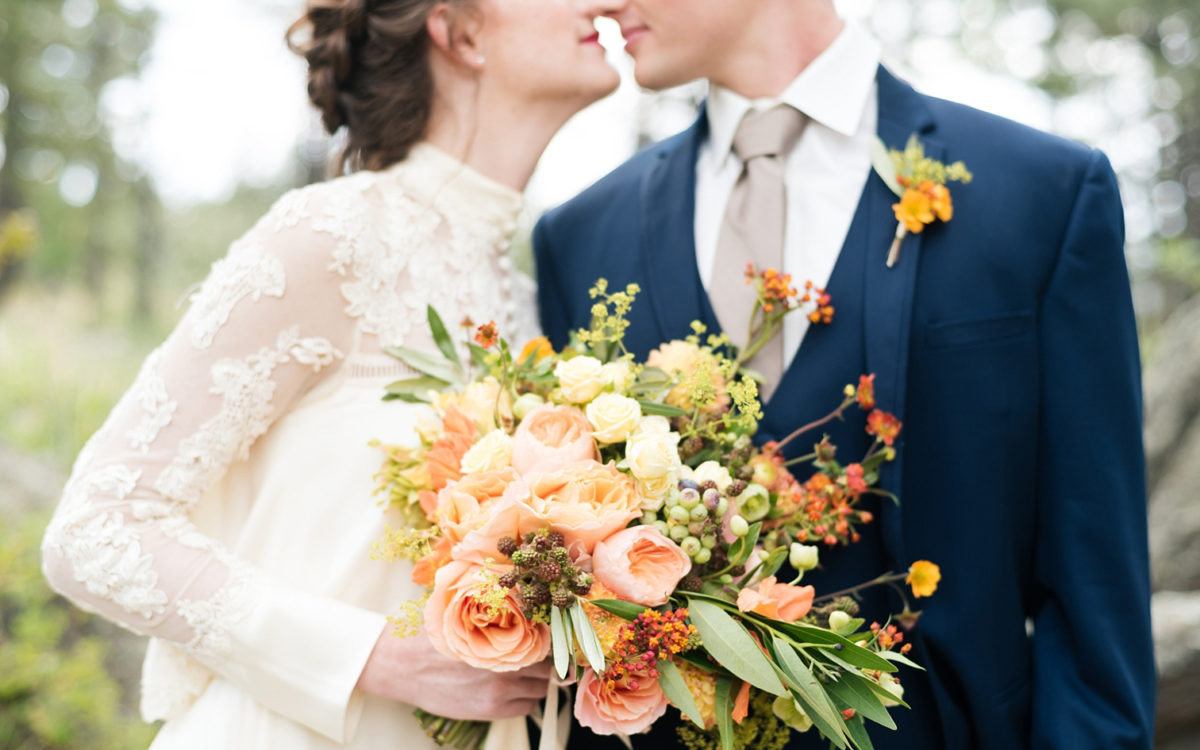 Rocky Mountain Bride Feature | Mountain Wedding Inspiration