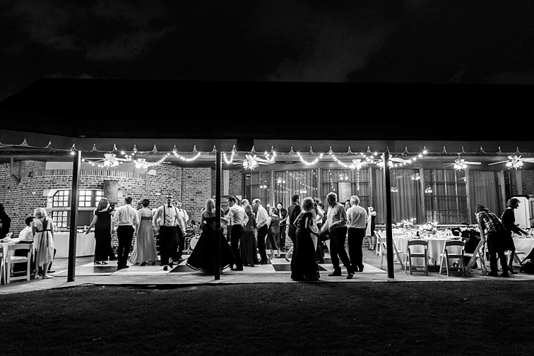 Guests at Reception - Denver Wedding Photos, Cherry Hills Country Club