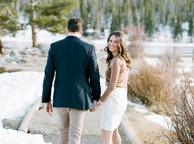 Estes Park Engagement Photos | Rocky Mountain National Park