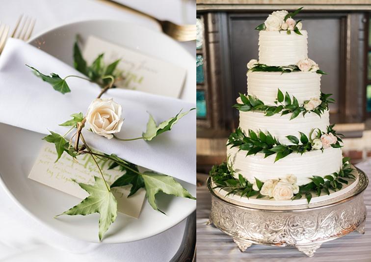 Wedding Cake - Denver Wedding Photos, Cherry Hills Country Club