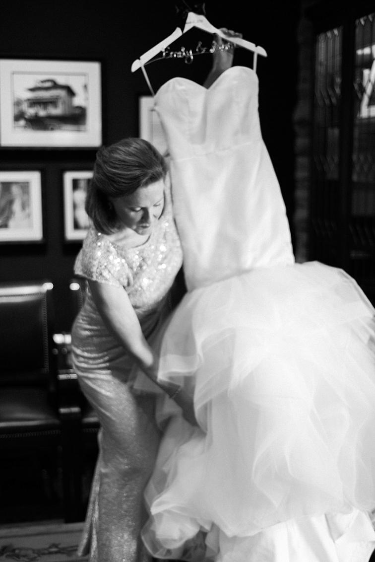 Wedding Dress - Denver Wedding Photos, Cherry Hills Country Club