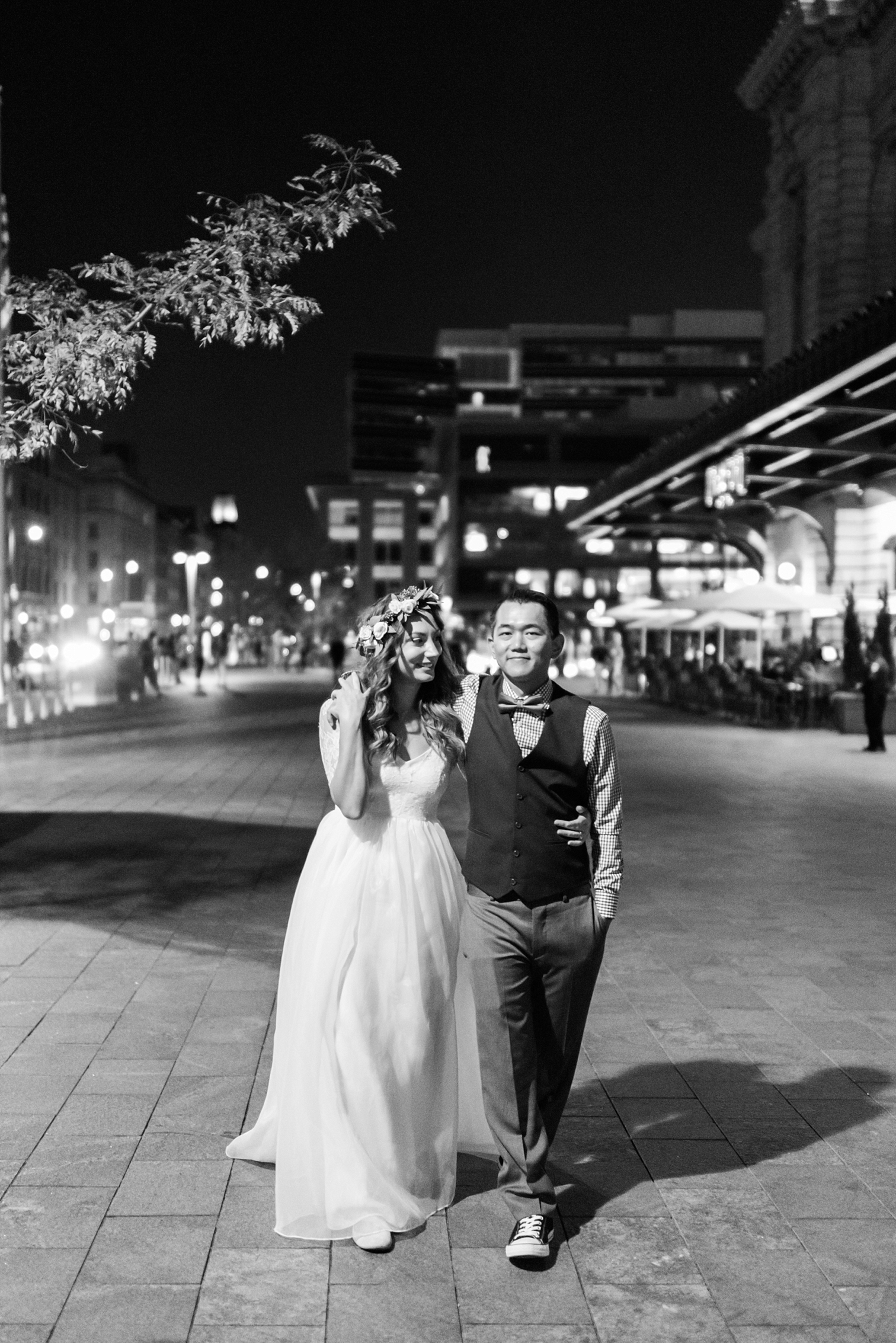 City Wedding Reception, Denver, Colorado Photographers, Best Destination Weddings, Danielle DeFiore Photography