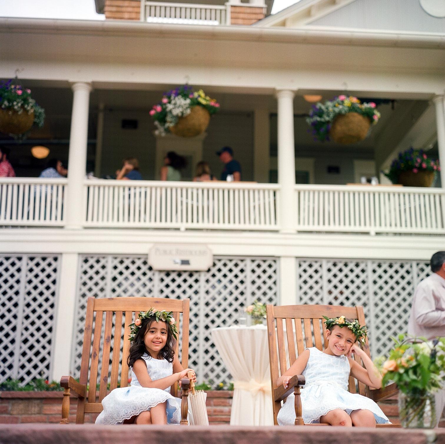 Chautauqua Dining Hall Wedding, Outdoor Wedding Details, Colorado Mountain Weddings, Danielle DeFiore Photographer, Destination Wedding Photographers, Weddings in Boulder Colorado, Outdoor Ceremony, Film Photographer, Summer Weddings, Flowergirls