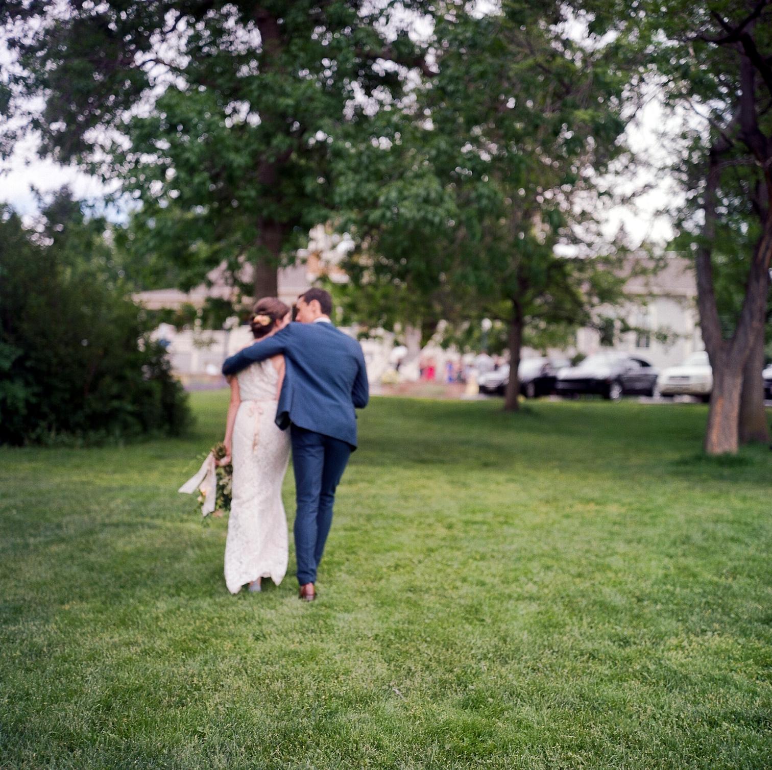 Chautauqua Dining Hall Wedding, Rollieflex Photos, Outdoor Wedding Details, Colorado Mountain Weddings, Danielle DeFiore Photographer, Destination Wedding Photographers, Weddings in Boulder Colorado, Outdoor Ceremony, Film Photographer, Summer Weddings, Bride And Groom, Wedding Reception