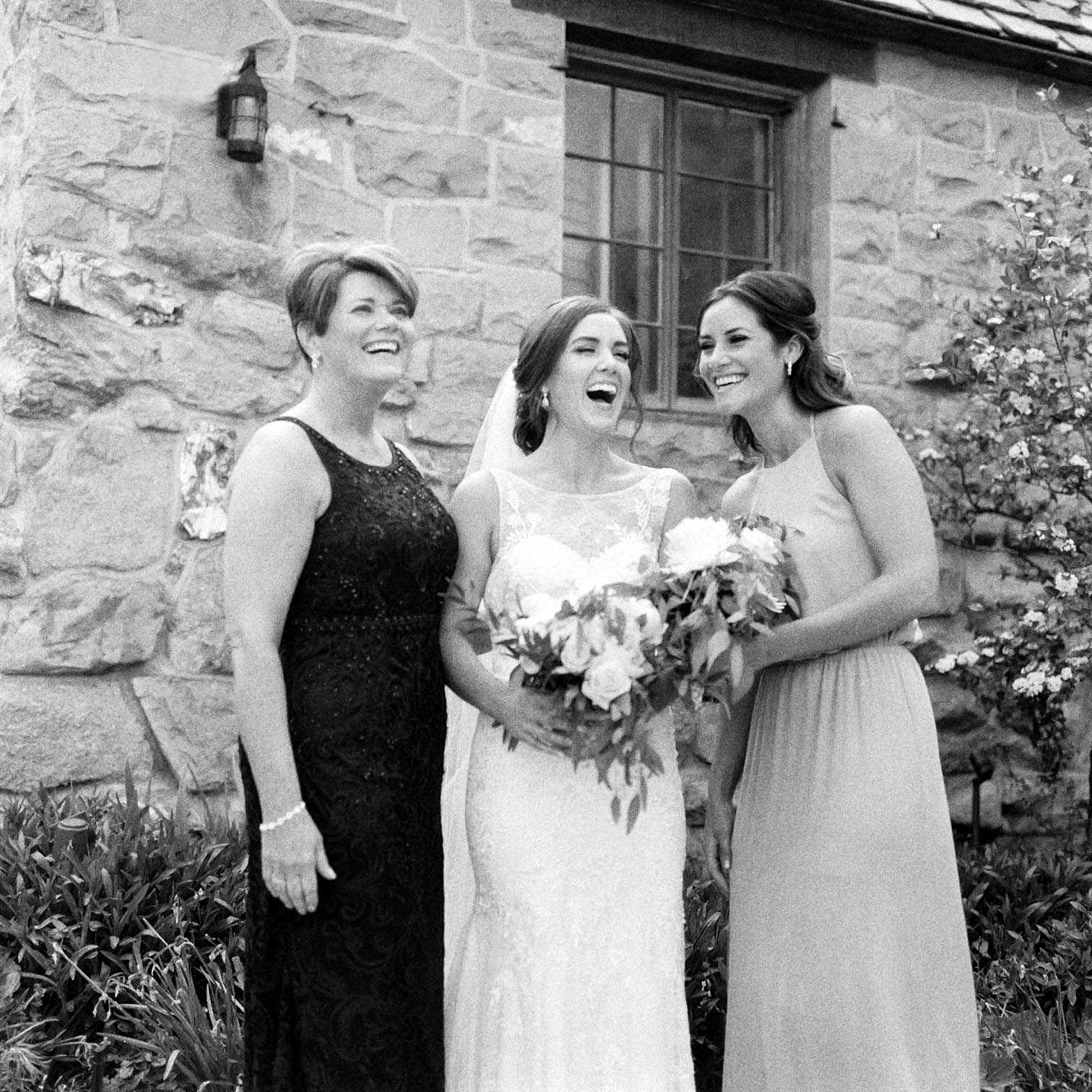 Family Portraits, First Kiss, Mountain Weddings, Danielle DeFiore Photographer, Bride and Groom Portraits, Colorado Wedding Photographers, Castle Wedding, Classic Black Tie Wedding, Film Photographer, Colorado Weddings, Black and White Photography