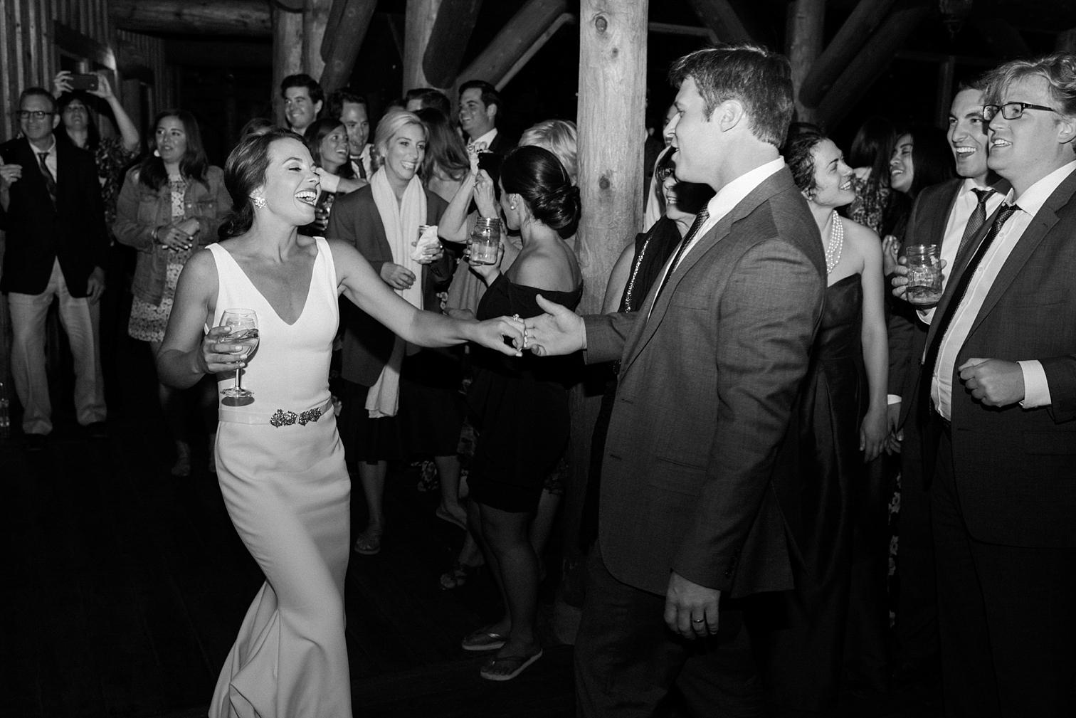 Bride And Groom Dancing, Vail Colorado Wedding, Colorado Wedding Photographer, Film Photographer, Mountain Wedding, Colorado Destination Wedding Photographers, Best Photographers In Colorado, Film Photography, Denver Wedding Photographers, Danielle DeFiore Photography