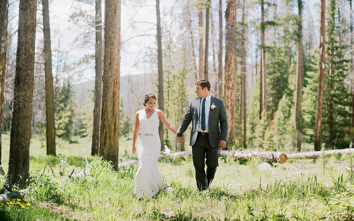 Destination Wedding at Piney River Ranch | Vail Colorado Photographer