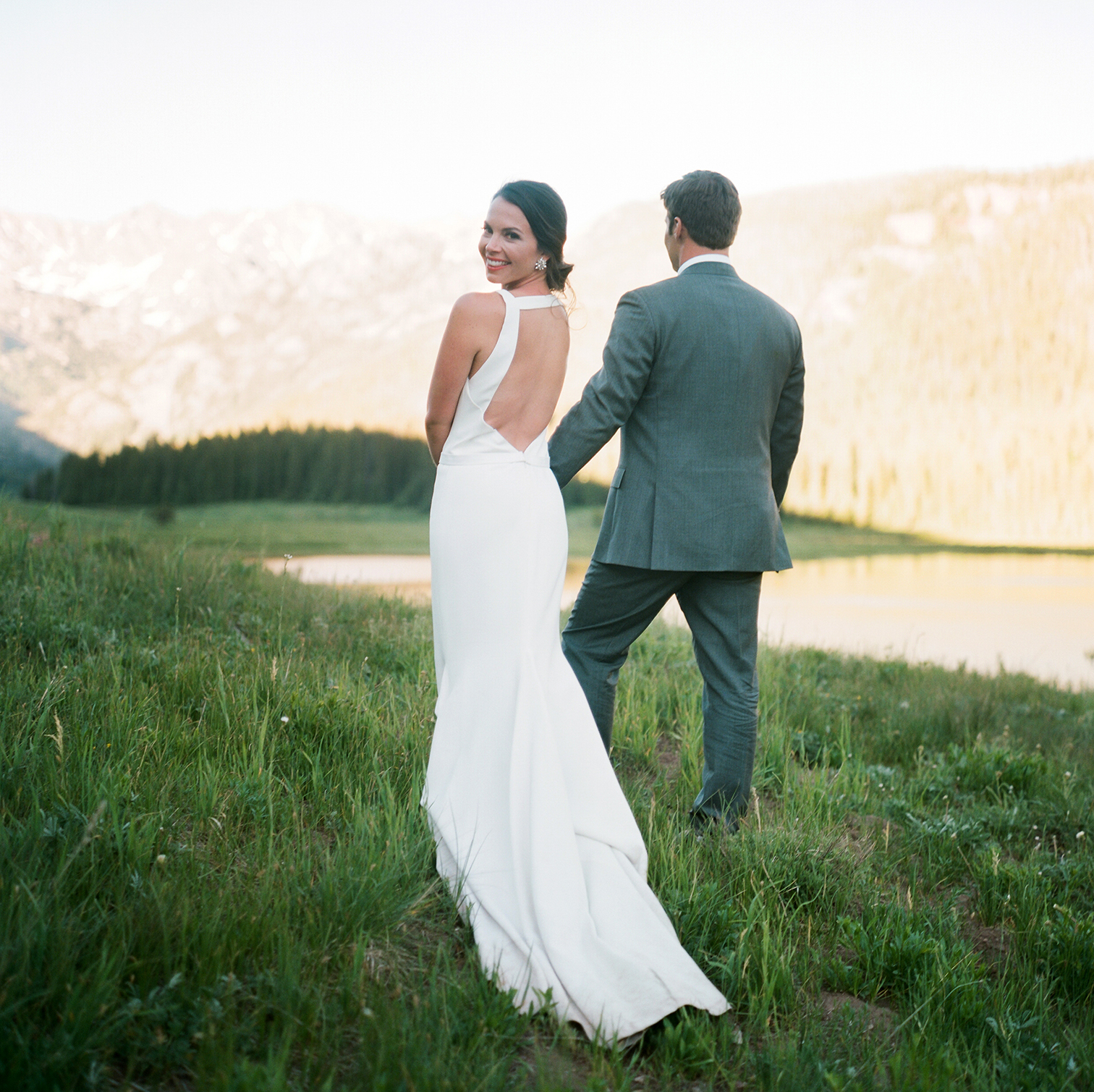 Piney River Ranch Wedding,  Vail Colorado Weddings