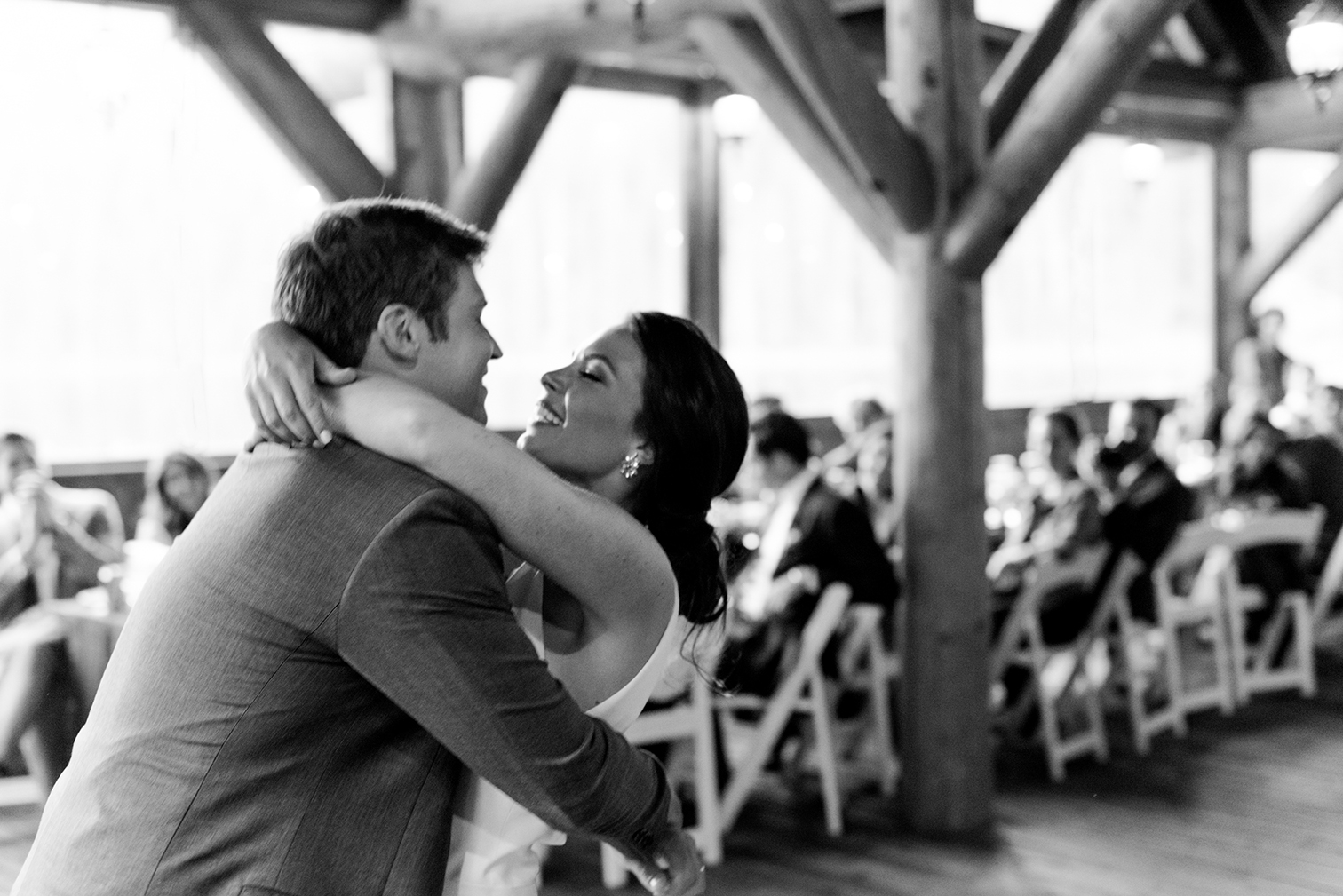 Piney River Ranch Wedding, First Dance