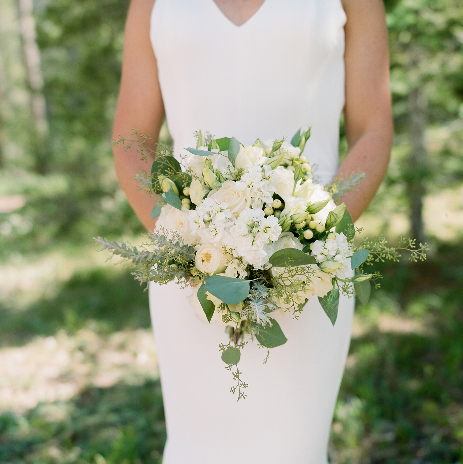 Piney River Ranch Wedding, Mountain Wedding Bouquet