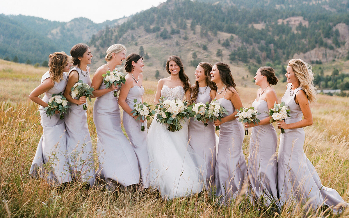 Boulder Colorado County Club Wedding | Elizabeth and Rob