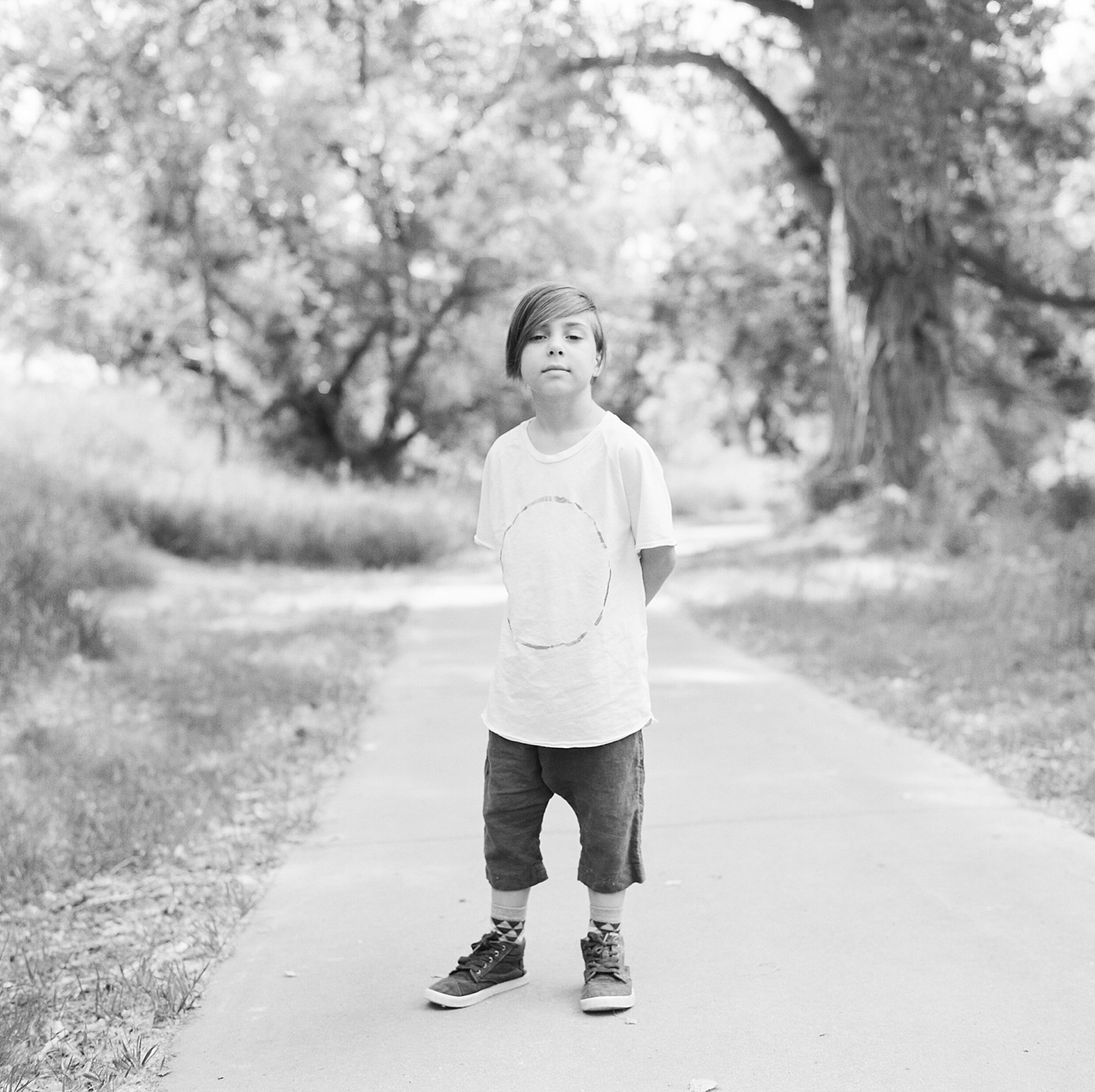 Film Photographers, Colorado Family Portraits, Fort Collins Portrait Photographer, Summer Family Portraits, Black And White Portraits Of Children