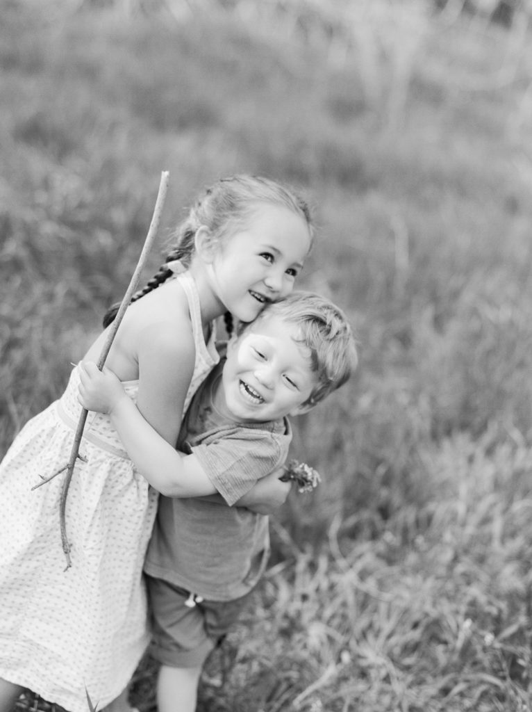 Siblings Laughing, Fort Collins Photographers, Family Portraits in Fort Collins, Danielle DeFiore Colorado Portrait Photographers, Colorado's Best Photographers, Northern Colorado Family Photos, Colorado Newborn Photos, Fort Collins Newborn Photographers, Fort Collins Portraits