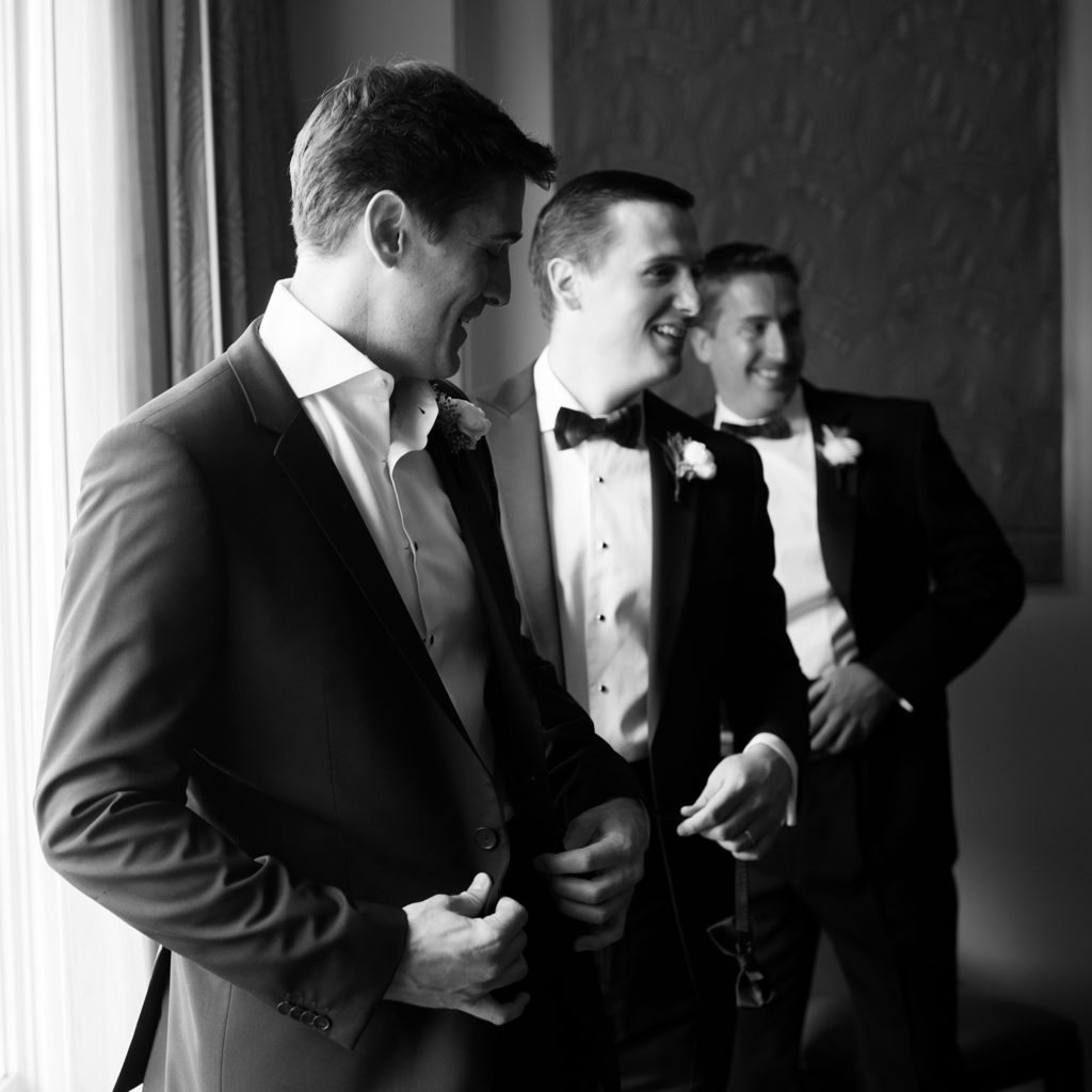Boulder Weddings, Groom Getting Ready with Friends