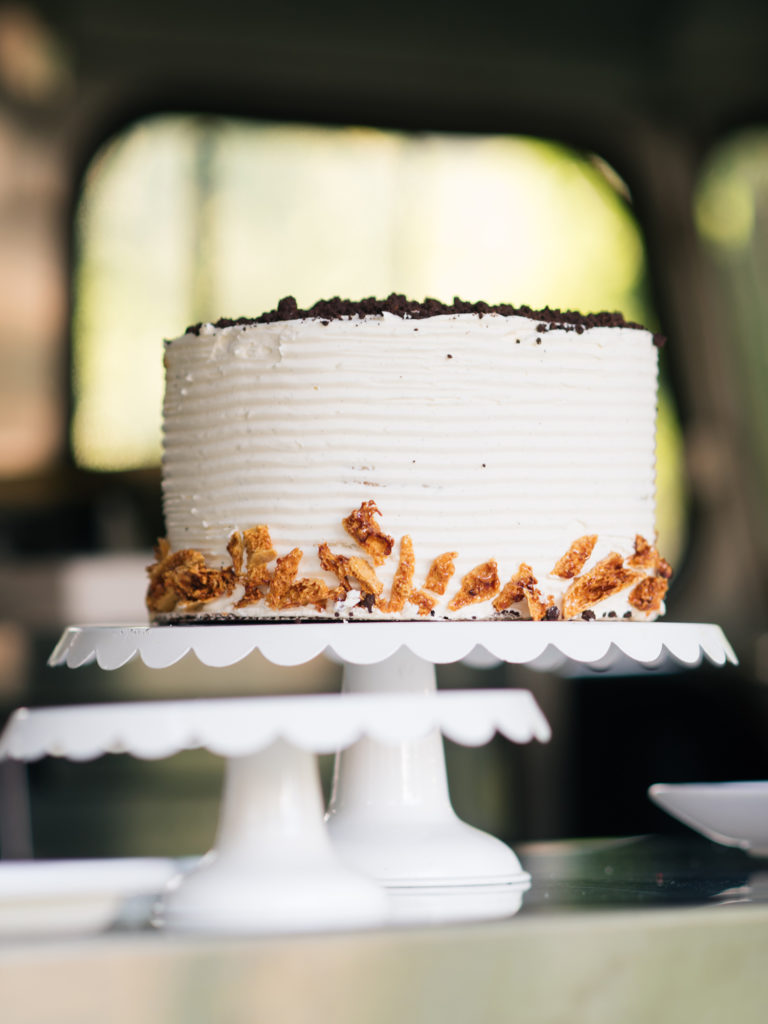 Lyons Colorado, Farmette Wedding, Wedding Cake