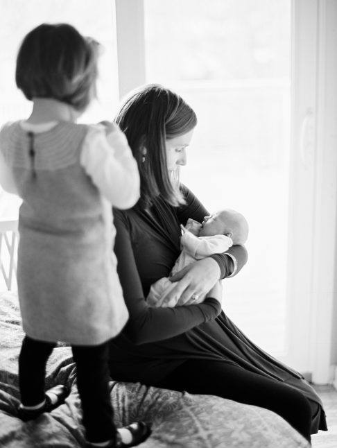 Newborn with Mother, Fort Collins Photographers, Boulder Newborn Photos