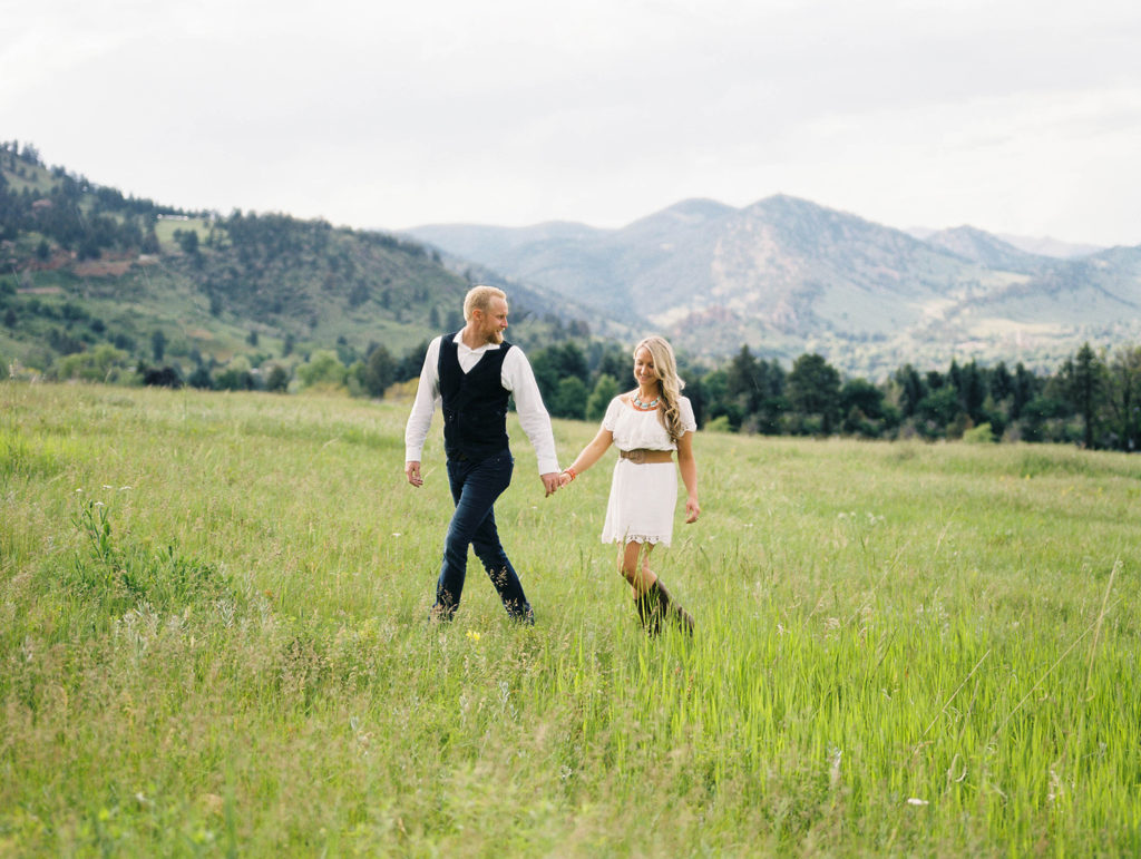 Boulder Wedding Photographers, Chautauqua Park Engagement Photography