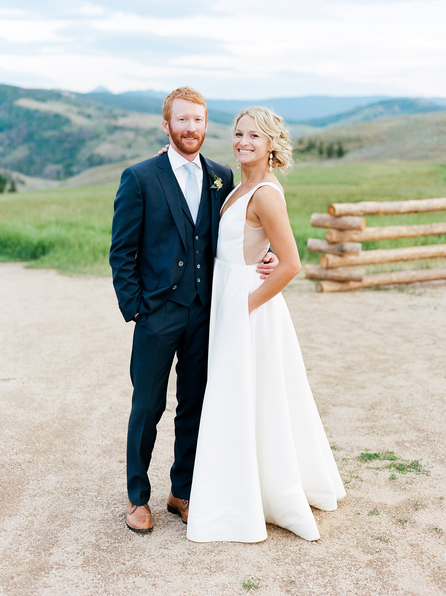 Colorado Destination Weddings, Summer Mountain Celebrations, Bride and Groom, Denver Photographers