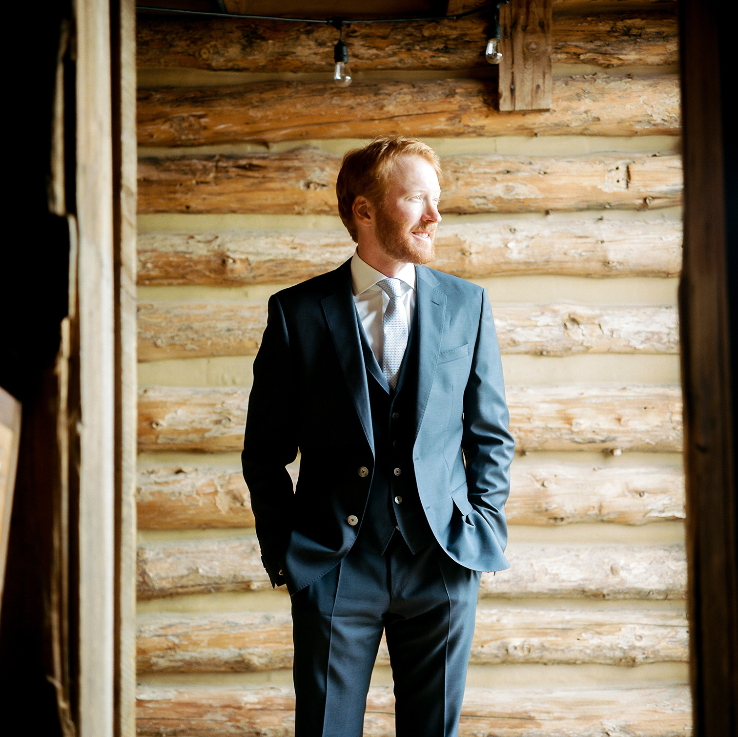 Destination Wedding Colorado, Groom Getting Ready, Denver Wedding Photographers
