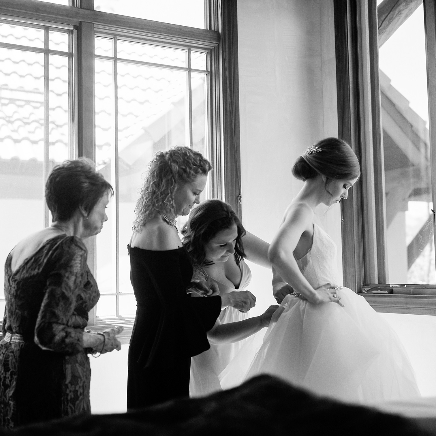 Telluride Summer Weddings, Gorrono Ranch, Destination Wedding, Bride Getting Ready