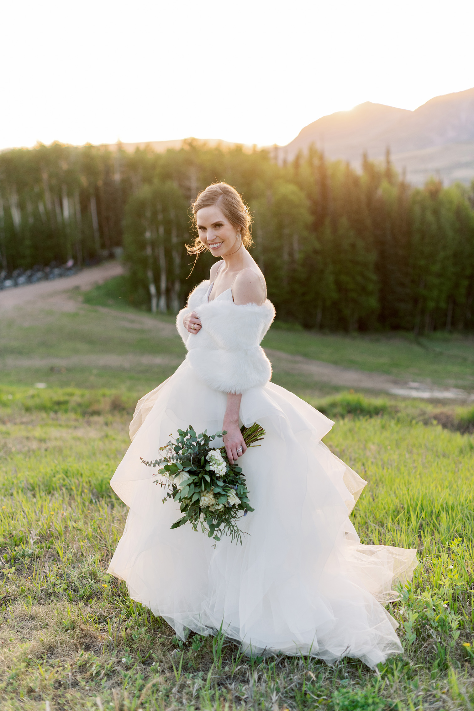 Telluride Summer Weddings, Gorrono Ranch, Destination Wedding, First Dance